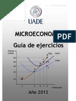 Guia Tp Microeconomia Uade 2012
