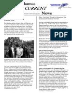 2002 Fall Current News, Clackamas River Basin Council