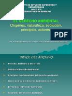 02 El Derecho Ambiental