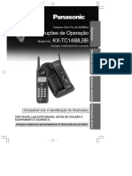 Panasonic,KX TC1488LBB