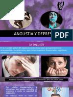 angustia y depresión