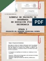 Ejemplo de Proyecto de Enseanza secundaria. Mtro.  Hugo Enrique  Medina Cruz.pptx