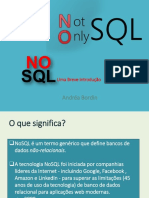 nosql-palestraSBC
