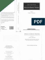 Manual de Derecho Tributario - Carlos Vergara Wistuba