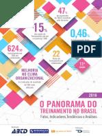 Pesquisa Panorama do Treinamento no Brasil 2016