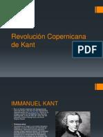 Revolución Copernicana de Kant