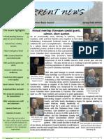 2010 Spring Current News, Clackamas River Basin Council
