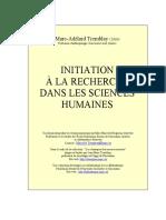 Initiation à la recherche dans les sciences humaines (M.-A. Tremblay. McGraw-Hill, 1968).pdf