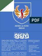 Áreas Disponible AIESEC en ICESI