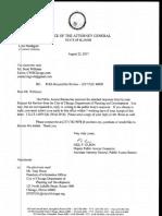 FOIA 1 AG City Response