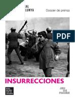 Dossier Insurreccions Cast 1
