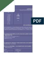 Especificaciones de Material2