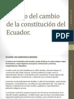 3.-CONSTITUCION. Estado de Derecho y de Derechos2