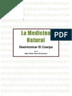 Desintoxicar su Cuerpo - Edgar Walter Sáenz Montemayor