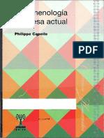 Capeile, Philippe - Fenomenología Francesa Actual