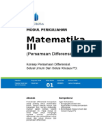 Matematika III Modul 1 (1)