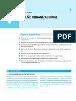 CAP.4 Diseño Organizacional CO-idalberto-chiavenato