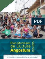 Plan Municipal de Cultura Angostura 2015 - 2025