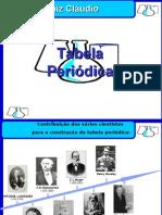 TABELA PERIÓDICA - PPT