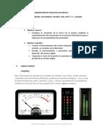 PROYECTO de ELCTRICOS (Vumetro Estereo Digital)