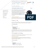Heat Exchanger Fan Selection - Part 1 of 2 - Application Note - Lytron Inc