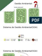 Sistema de Gestão Ambiental(SGA)