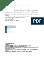 246851211 Setting Printer Epson LX Untuk Menggunakan Kertas Continues
