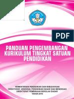 Draft Panduan Pengembangan KTSP Di SD