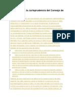 Daños según la Jurisprudencia del Consejo de Estado.docx
