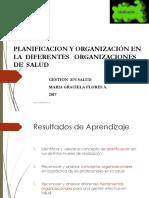 Planificacion. v M v