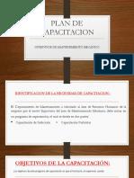 Plan de Capacitacion 1.1