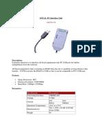 SOYAL PC Interface Uni1