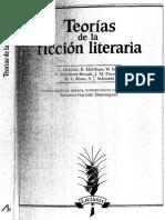 VV.aa. - Teorias de La Ficcion Literaria