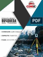Bases Del Concurso Busqueda Del Tesoro Version 02
