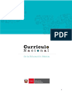 Curriculo Nacional 2016 2