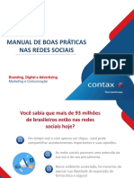 Manual Rede Sociais
