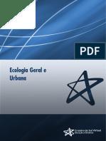 Introdução a Ecologia Urbana