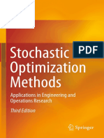 Kurt Marti (Auth.)-Stochastic Optimization Methods_ Applications in Engineering and Operations Research-Springer-Verlag Berlin Heidelberg (2015)