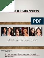 Capacitacion Imagen Personal Staff Protocolar
