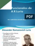 Áreas Funcionales de Luria