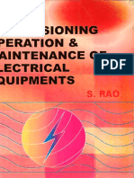 TESTING ,COMMISSIONING ,OPERATION & MAINTENANCES OF ELECTRICAL EQUIPMENT   (S . RAHO) 6TH EDITION.pdf