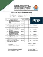 Prota Bktik K-13 2017 Kelas 7 Smt 1