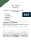 Planeación didáctica ESPAÑOL