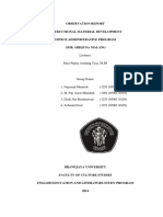 Need Analysis Report Fix