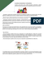 MEZCLAS QUÍMICAS HOMOGÉNEAS Y HETEROGÉNIAS.docx