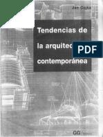 1-Tendencias de La Arqu. Contemporánea