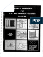 Technical Standards for Port and Harbour Facilities in Japan