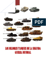 Tanques de la II WW
