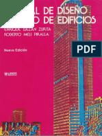 Manual de diseño sísmico de edificios - Enrique Bazán Zurita