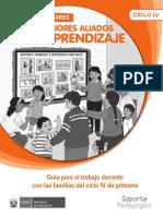 Guía Docente Ciclo IV D-2017